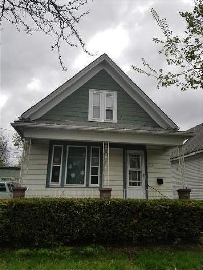 Milwaukee Single Family Home For Sale: 1918 S 25th