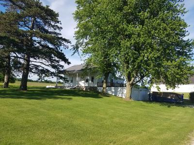 Belgium, Cedar Grove, Howards Grove, Kohler, Oostburg, Plymouth, Port Washington, Random Lake, Saukville, Sheboygan, Sheboygan Falls Single Family Home For Sale: N5563 Country Aire Rd