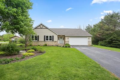 Grafton Single Family Home Active Contingent With Offer: 1302 Trailway Dr