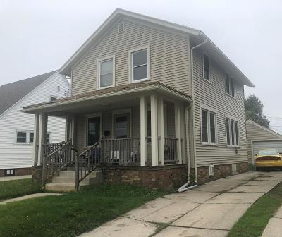 Sheboygan Single Family Home For Sale: 2310 N 13th St
