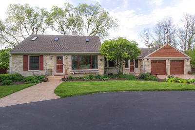 New Berlin Single Family Home Active Contingent With Offer: 13488 W Grange Ave