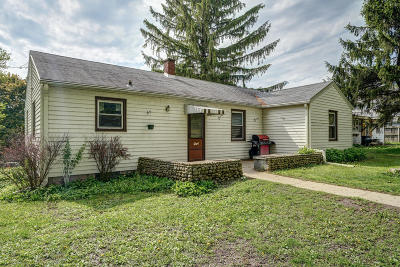 Waterford Single Family Home For Sale: 6708 Burma Rd