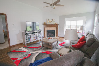 Waterford Condo/Townhouse Active Contingent With Offer: 493 Woodfield Cir