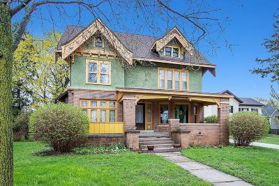 Single Family Home For Sale: 430 S Madison Street
