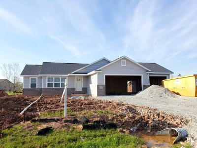 Single Family Home For Sale: W2165 Wildflower Lane