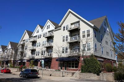 Port Washington Condo/Townhouse Active Contingent With Offer: 110 S Wisconsin St #3E