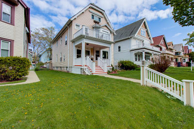 Milwaukee WI Two Family Home For Sale: $349,900