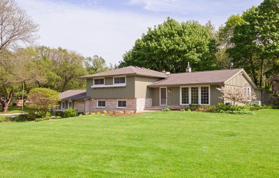 Brookfield Single Family Home Active Contingent With Offer: 15875 Cullen Ct