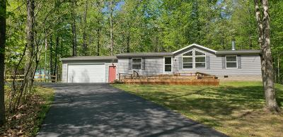 Wausaukee Single Family Home For Sale: W7614 County Rd X