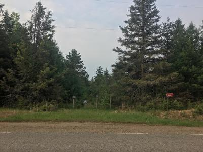 Pembine Residential Lots & Land For Sale: W8313 County Road Oo