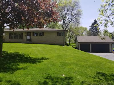Single Family Home For Sale: 614 W Wisconsin Ave