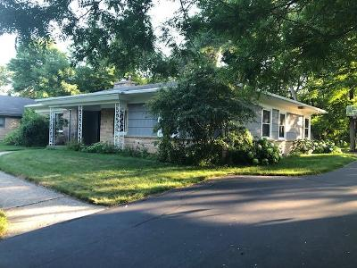 Milwaukee Single Family Home Active Contingent With Offer: 7047 N Crossway Rd