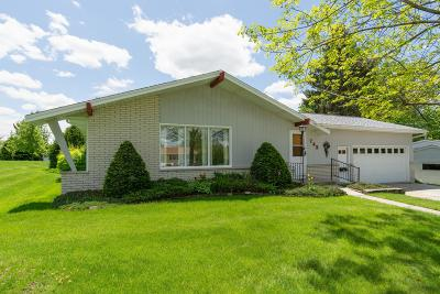 Mayville Single Family Home Active Contingent With Offer: 743 Meadow Ln