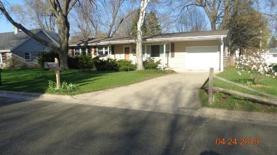 Whitewater Single Family Home Active Contingent With Offer: 455 S Woodland Dr