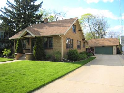 Elkhorn Single Family Home Active Contingent With Offer: 218 Winsor St