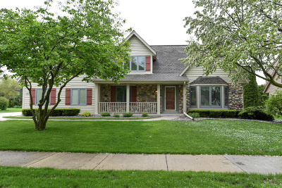Ozaukee County Single Family Home Active Contingent With Offer: W68n353 Palmetto Ave