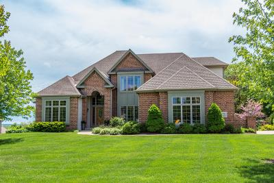 Menomonee Falls Single Family Home Active Contingent With Offer: N52w21717 Taylors Woods Dr