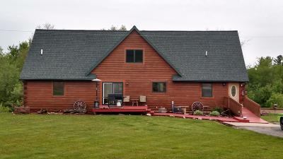 Trempealeau Single Family Home For Sale: W27641 Whistlers Pass Rd