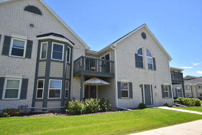 Pewaukee Condo/Townhouse Active Contingent With Offer: N25w24069 River Park Dr #2