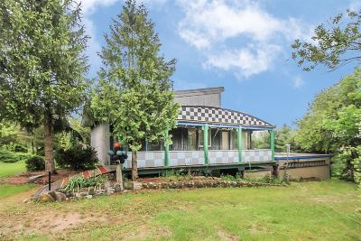 East Troy Single Family Home For Sale: W4899 Rice Rd
