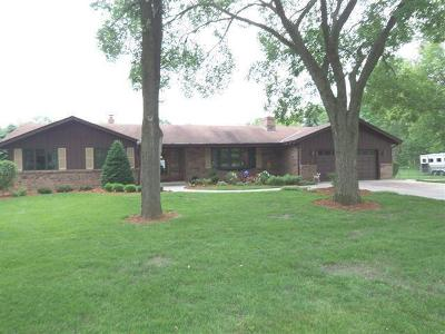 Waterford Single Family Home Active Contingent With Offer: 6855 Settler Ave