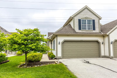 Waukesha Condo/Townhouse Active Contingent With Offer: 1516 Roxbury Way #119a