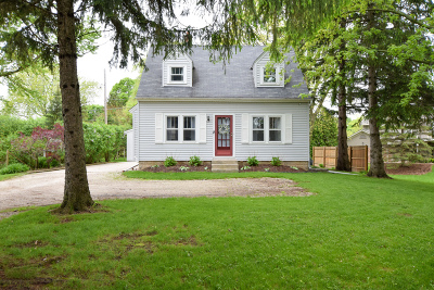 Menomonee Falls Single Family Home Active Contingent With Offer: N79w14863 Appleton Ave