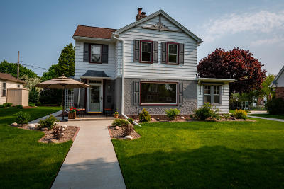 Kohler Single Family Home Active Contingent With Offer: 422 Hill St