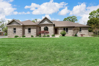 Pleasant Prairie Single Family Home Active Contingent With Offer: 5410 85th Pl