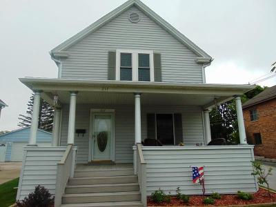 Plymouth Single Family Home Active Contingent With Offer: 217 North St