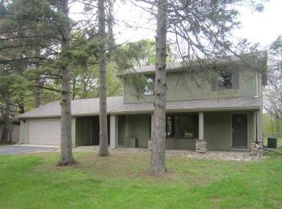 Pleasant Prairie Single Family Home For Sale: 1016 97th St