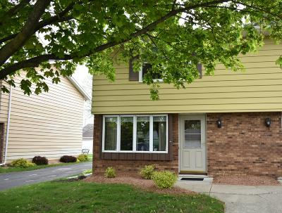 Oostburg Condo/Townhouse For Sale: 211 A S 11th St