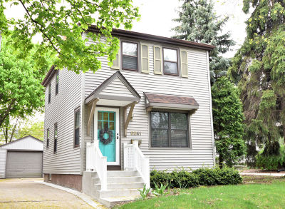 Wauwatosa Single Family Home For Sale: 8341 Portland Ave