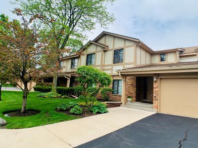Lake Geneva Condo/Townhouse For Sale: 703 S Lake Shore Dr #1E