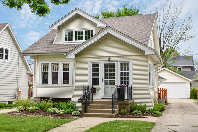 Wauwatosa Single Family Home Active Contingent With Offer: 2132 N 69th St