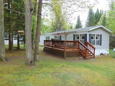 Marinette County Single Family Home For Sale: N8713 Boat Landing Rd