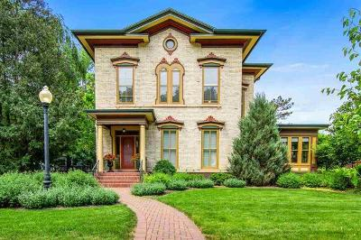 Fort Atkinson Single Family Home For Sale: 332 Merchants Ave