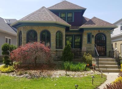 Shorewood Single Family Home Active Contingent With Offer: 4117 N Morris #Blvd
