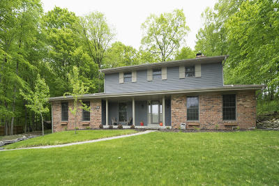 West Bend Single Family Home Active Contingent With Offer: 759 Summit Dr