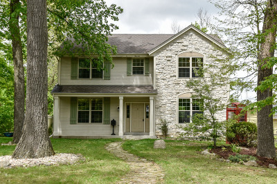 Slinger Single Family Home Active Contingent With Offer: 4734 Highland Park Dr