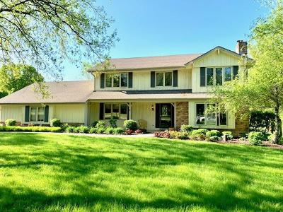 Waukesha Single Family Home Active Contingent With Offer: N8w29026 Larkspur Ct
