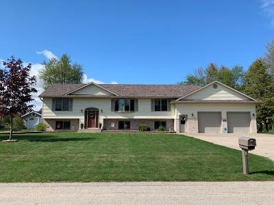 Menominee Single Family Home For Sale: 1606 39th Ave