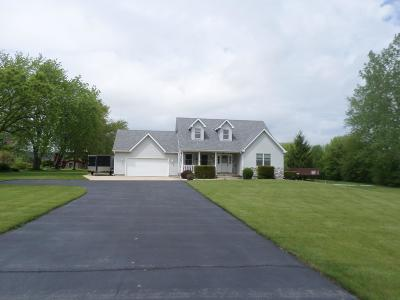 Pleasant Prairie Single Family Home Active Contingent With Offer: 5414 116th St