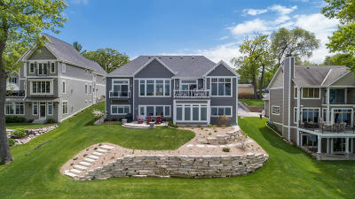 Pewaukee Single Family Home Active Contingent With Offer: N30w26596 Peterson Dr