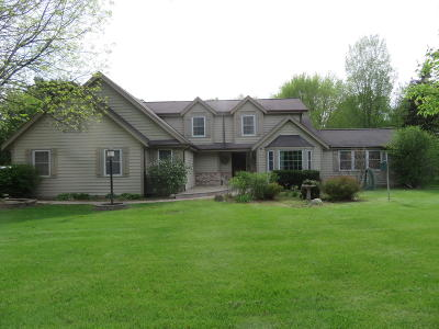 Wales Single Family Home For Sale: 423 Wakefield Downs