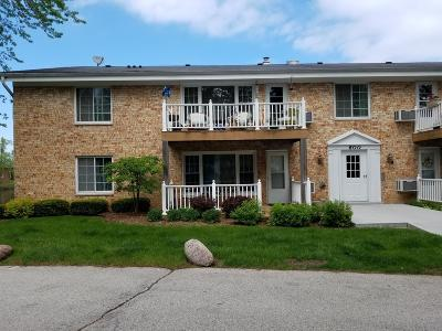 Thiensville  Condo/Townhouse Active Contingent With Offer: 600 Laurel Lake Rd #5