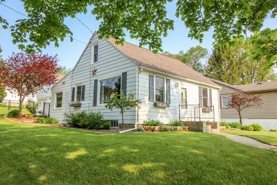 Single Family Home Active Contingent With Offer: 317 Lucile St