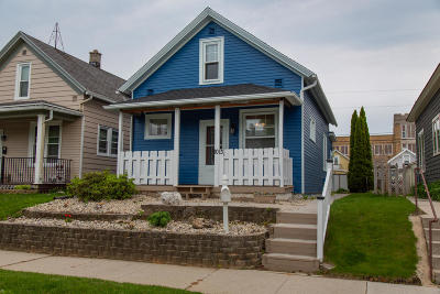 Sheboygan Single Family Home For Sale: 1013 Dillingham Ave