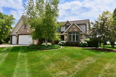 West Bend Single Family Home For Sale: 5236 High Ridge Trl