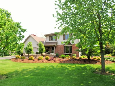 West Bend Single Family Home Active Contingent With Offer: 5762 Apple Blossom Ln